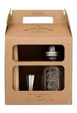The Mason Shaker Barware Set