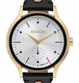 NIXON Sala Leather Watch