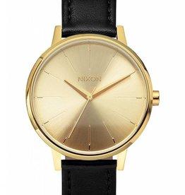 NIXON Kensington Gold/ Leather