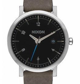 NIXON Rollo Watch 38,  leather band