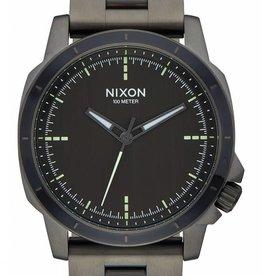 NIXON Ranger Watch,  all gunmetal