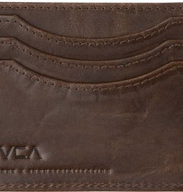 RVCA Newland Leather Wallet