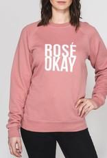 BRUNETTE  the label ROSE OKAY Crew