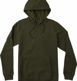 RVCA Lupo Pullover Hoody, Green