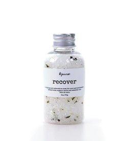 K'PURE RECOVER bath salts, 2oz