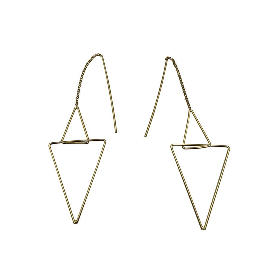 Dual Triangle Threaders
