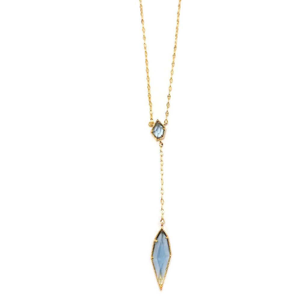 Tai Rittichai Labradorite Y-Chain Necklace
