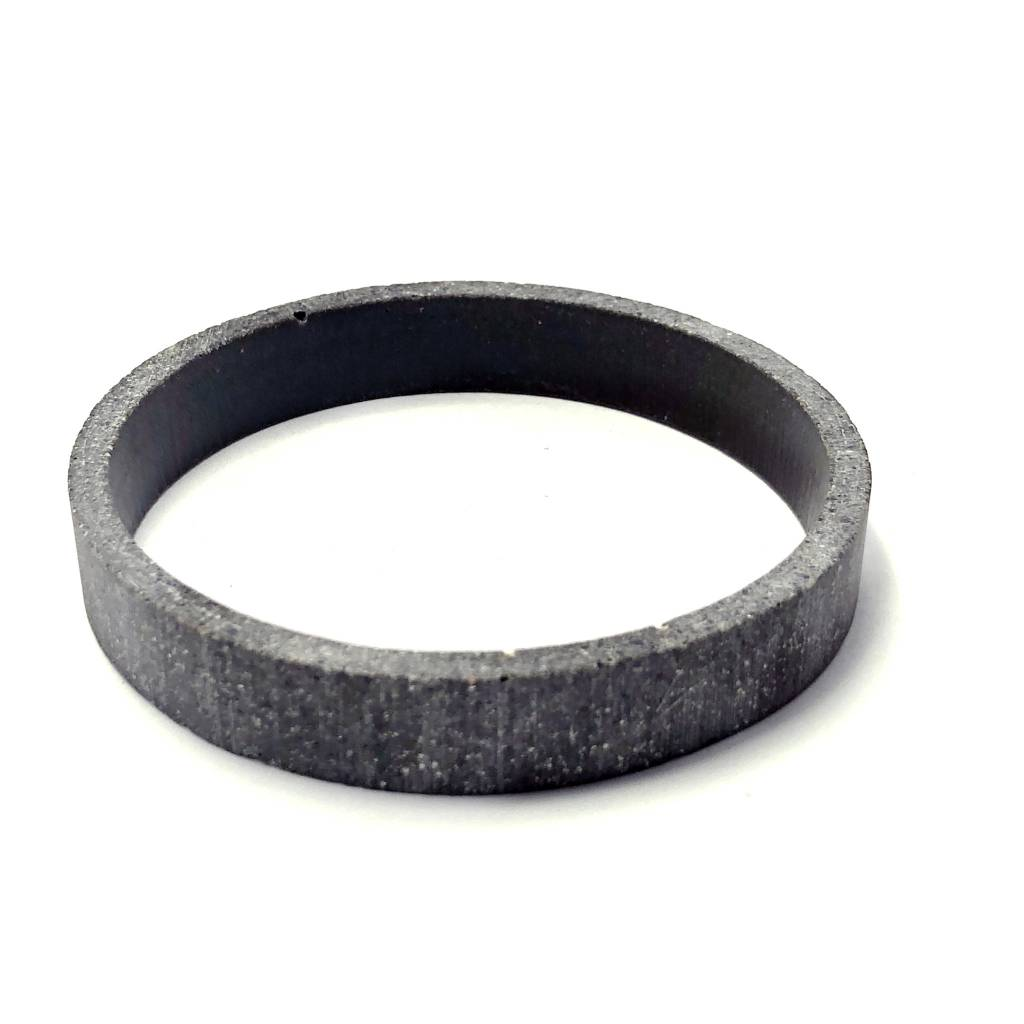 Cement Outline Bangle-Circle