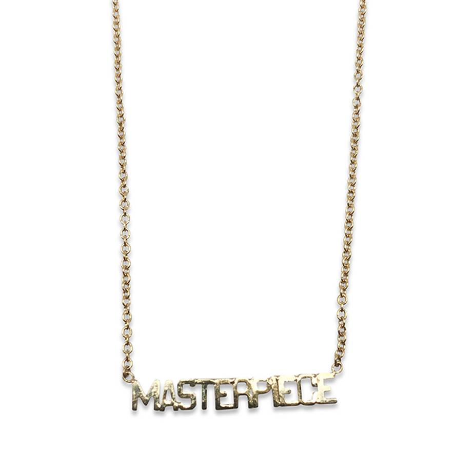 "May Martin ""Masterpiece"" Necklace"