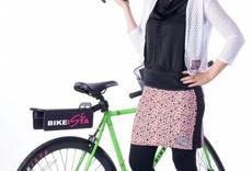 Skirt w/ panel