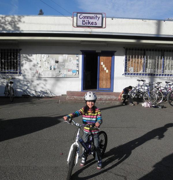 Community Bikes