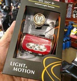 Light&Motion,Vis360+