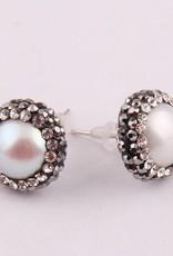 McKENNA Pearl Earring