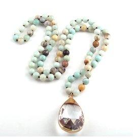 JULIET Beaded Necklace