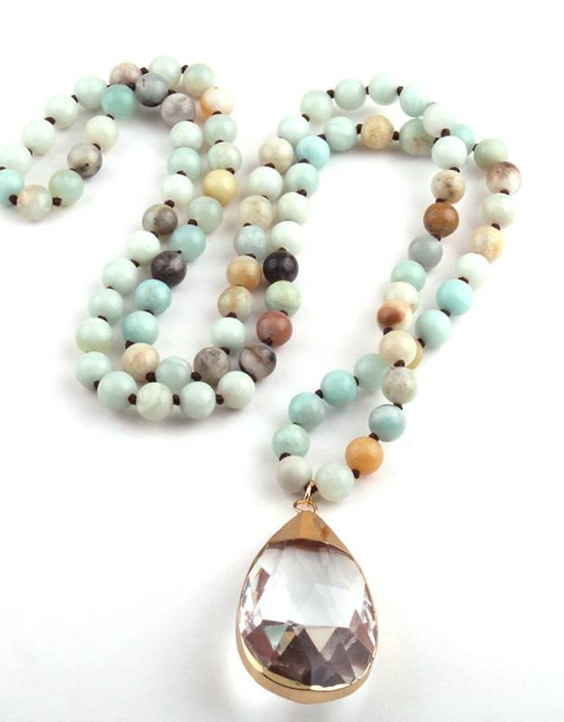JULIET Beaded Necklace