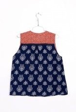 THML MILANO Sleeveless Printed Top