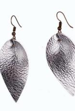JUNIPER Leather Earrings