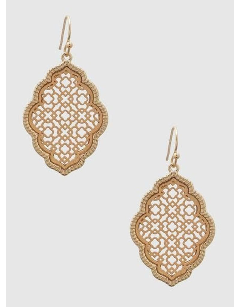 DALEY Moroccan Earrings