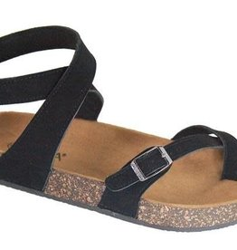 LEXI ROSE Ankle Strap Sandal