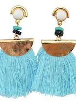 CARLEY Tassel Earring (More Colors)