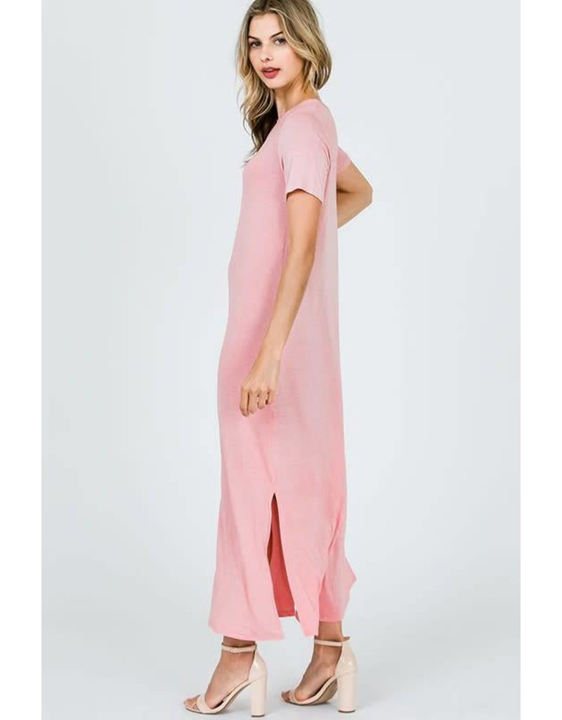 CY Fashion KINLEY Mineral Washed Dress