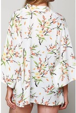 Urbanista SEAFRONT Floral Kimono