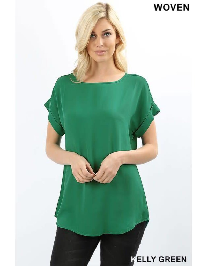 Zeana DARCY Relaxed Fit Top