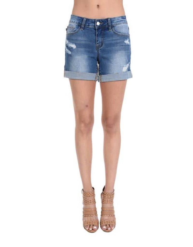 Judy Blue JENNA Boyfriend Shorts