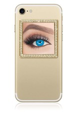 IDECOZ SPLURGE Phone Mirror with Crystals