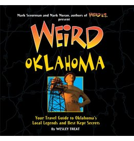 Anne McGilvray WEIRD OKLAHOMA Book
