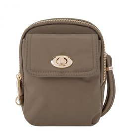 Travelon Anti-Theft Tailored Crossbody Phone Pouch