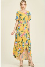 Staccato JILLY  Floral Maxi Dress