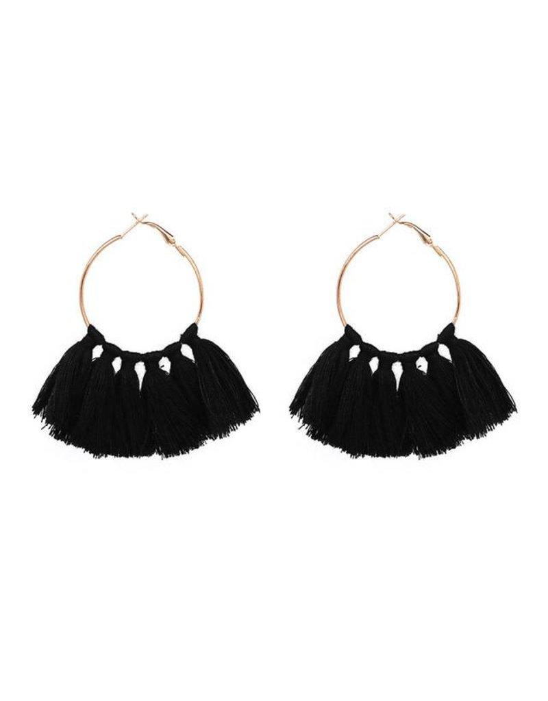 Jujia TINSLEY Tassel Earring