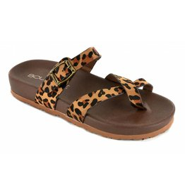 Corky's Footwear HEAVENLY Leopard Sandals