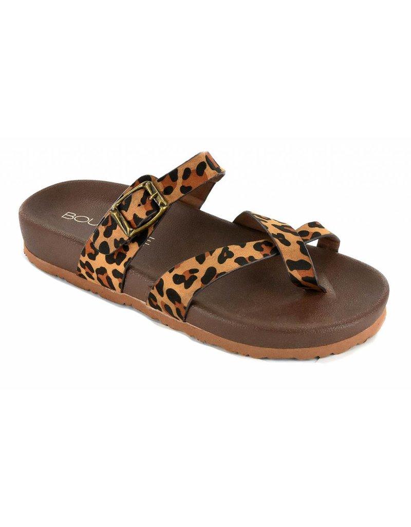 Corky's Footwear HEAVENLY Leopard Sandals
