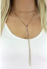 Your Fashion Wholesale LIAM Crystal Necklace