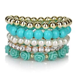 Xiyanike DYLAN Bracelet Set (More Colors)