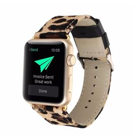 Tearoker Store Leopard Apple Watch Band
