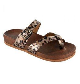 Corky's Footwear SANTA ANA Cheetah Sandals