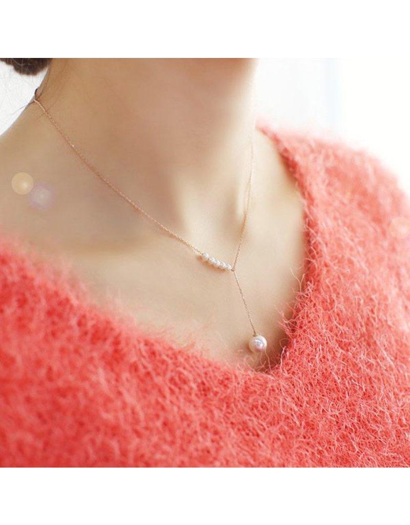 Zen Tomtomi MR Store ELLIOTT Pearl Necklace