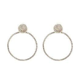 Jujia DAYDREAMER Crystal Earring