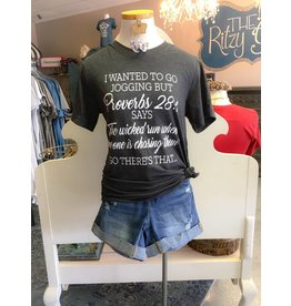 Spirit with Style PROVERBS 28:1 TEE