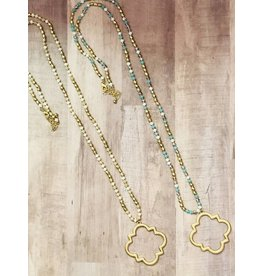 KNC RICHMOND Beaded Necklace