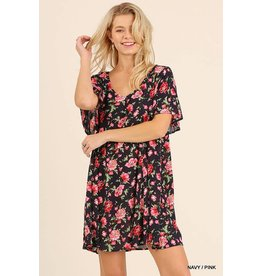 UMGEE SAWYER V-Neck Dress