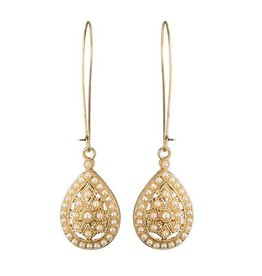 HelloLeo LUXURY Pearl Drop Earring