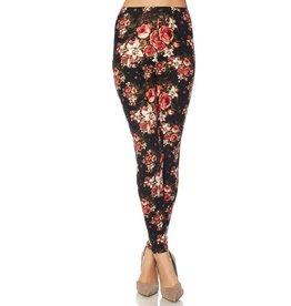 2NE1 Apparrel OLIVIA Floral Legging