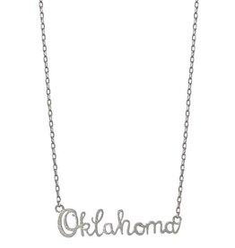 Girly OKLAHOMA Necklace