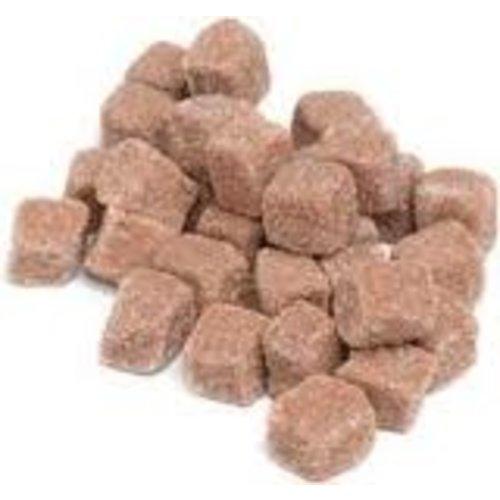 Averys Licorice Cubes Griotten 3.5 Oz