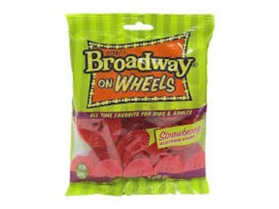 Broadway on Wheels Strawberry 5.29 Oz
