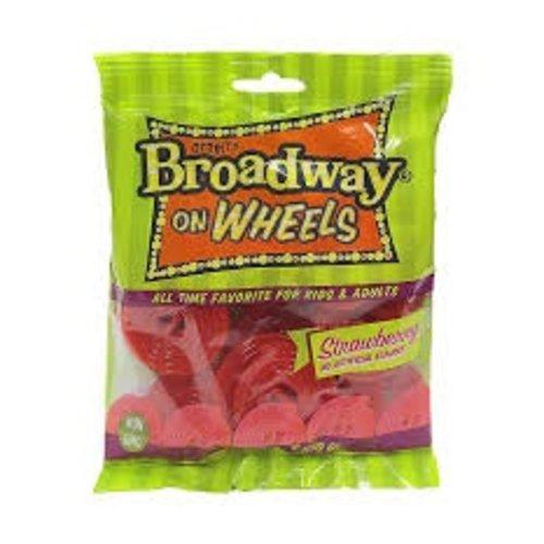 Broadway on Wheels Strawberry 5.29 Oz